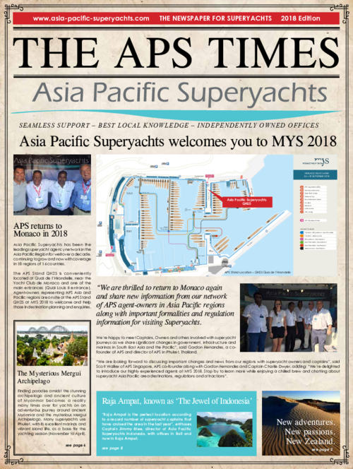 Download The APS Times 2018