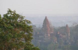 Cambodia angkor-wat-view-from-bakheng