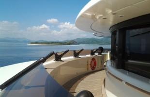 Phillipines aboard superacht