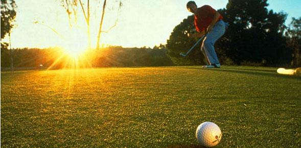 Golf Tourism New Zealand