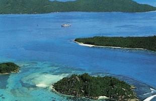 Seychelles Anne_Marine_NP_aerial_Seychelles