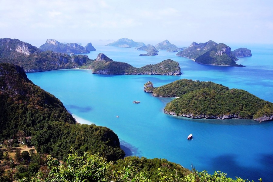 © Asia Pacific Superyachts Koh Samui
