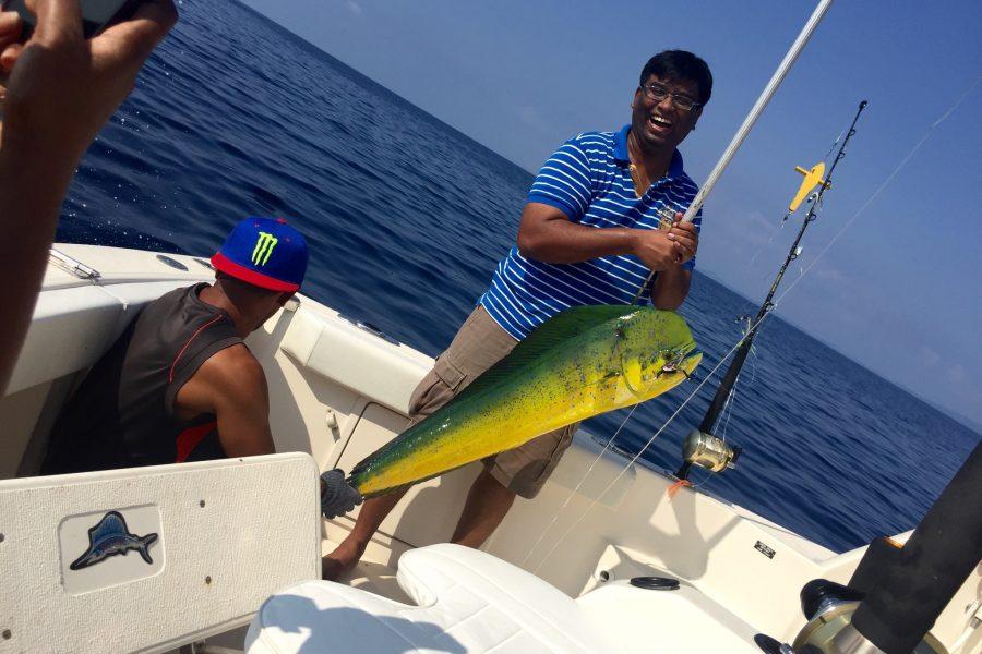 Fishing trip in the Andamans - Mahi Mahi